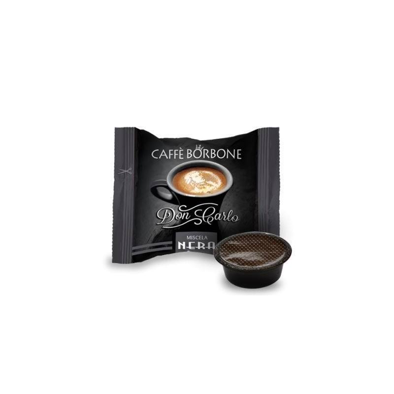 100 Capsule Caffè Borbone Miscela ORO Compatibili Lavazza Espresso Point