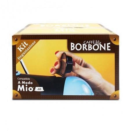 Capsule Borbone REspresso Miscela ORO Compatibili Nespresso