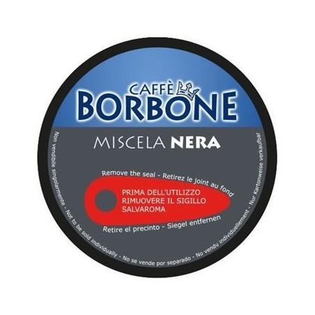 100 Capsule Borbone Don Carlo Miscela NERA Compatibili Lavazza A Modo Mio