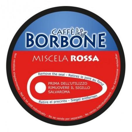 Capsule Borbone Don Carlo Miscela ROSSA Compatibili Lavazza A Modo Mio