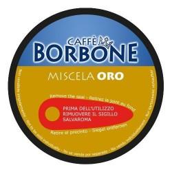 Capsule Borbone Don Carlo Miscela ORO Compatibili Lavazza A Modo Mio